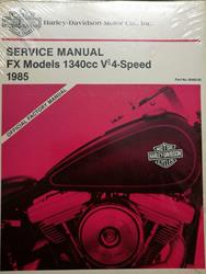 FX 1985 1340cc Service Manual