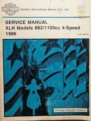 XLH 1986 Service Manual