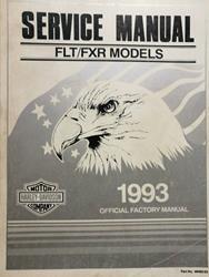 FLT / FXR 1993 Service Manual