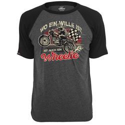 T-Shirt 1000PS WHEELIE online kaufen