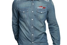 Hemd 1000PS DENIM SHIRT