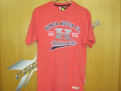 HONDA Vintage T-shirt Motor CO