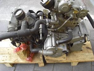 Bild von Ducati ST4S Motor