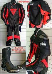 DAINESE D-AIR RACING MISANO 1PC + Stiefel GRATIS