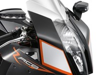WINDSHIELD RC8 RACING