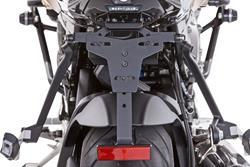 Wunderlich Heckumbau S1000 XR ohne Rücklichtvorbereitung