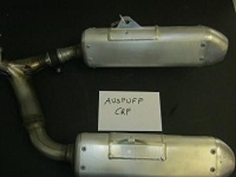 Auspuff für CRF 250 / 450