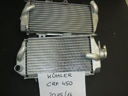 Kühler CRF 250 / 450 SET