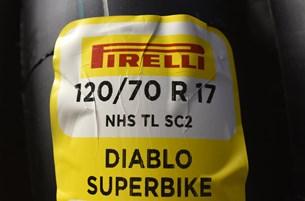 Bild von 120/70 R 17 Diablo Superbike