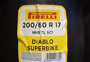 Bild von 200/60 R 17 Diablo Superbike