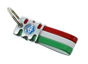 Bild von Schlüsselanhänger Tricolor