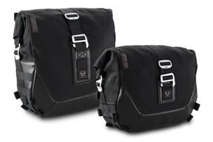 Bild von Legend Gear Seitentaschen-System LC Black Edition. Yamaha XJR 1300 (15-).