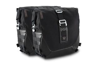 Bild von Legend Gear Seitentaschen-System LC Black Edition. Kawasaki Vulcan S (16-).