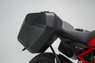 Bild von URBAN ABS Seitenkoffer-System. 2x 16,5 l. Ducati Monster 797 (16-).