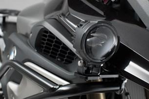 Bild von Scheinwerfer-Halter f. orig. BMW-Nebelscheinwerfer. Schwarz. BMW R1200GS LC (12-) / Rally (17-).