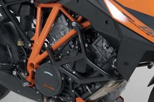 Bild von Sturzbügel. Schwarz. KTM 1290 Super Duke R / GT.