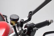 SW-MOTECH Spiegelverlängerung. Lenkerausleger. Ducati Monster (17-). Rts/Rts.