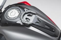 EVO Tankring. Schwarz. Yamaha MT-07 (14-17) / Moto Cage (15-).