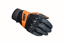 RADICAL X Gloves Grey