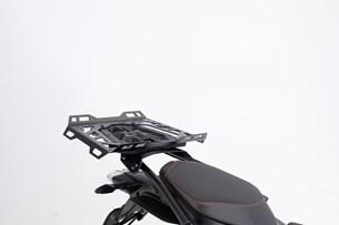 Bild von Erweiterung für STREET-RACK Gepäckträger. 45x30 cm. Aluminium. Schwarz.