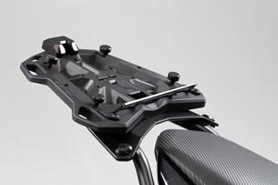 Bild von Adapterplatte für STREET-RACK Gepäckträger. Für Shad 2. Schwarz.