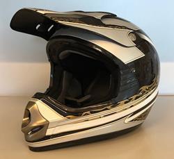 RXA Lightning Helm gold Gr. L