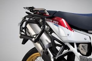 Bild von PRO Seitenträger Offroad-Version. Schwarz. Honda Africa Twin / Adv Sports (18-).