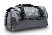 Drybag 350 Hecktasche. 35 l. Grau/Schwarz. Wasserdicht.