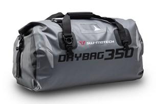 Bild von Drybag 350 Hecktasche. 35 l. Grau/Schwarz. Wasserdicht.