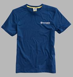 BASIC LOGO TEE BLUE online kaufen