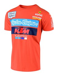 TLD TEAM T-SHIRT ORANGE comprar online