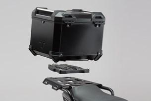 Bild von TRAX ADV Topcase-System. Schwarz. Ducati Multistrada 1200 / S (15-).