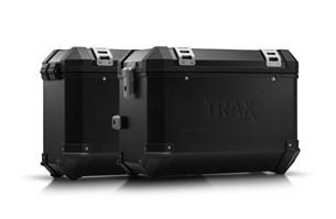 Bild von TRAX ION Alukoffer-System. Schwarz. 45/37 l. Suzuki DL 650 V-Strom (11-16).