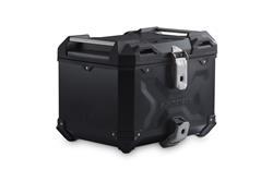 TRAX ADV Topcase-System. Schwarz. Ducati Multistrada 1200 Enduro/950/1260.