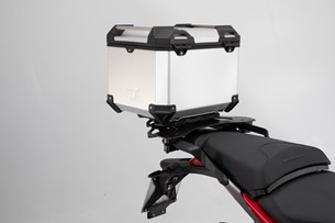 Bild von TRAX ADV Topcase-System. Silbern. Ducati Multistrada 1200 Enduro/950/1260.