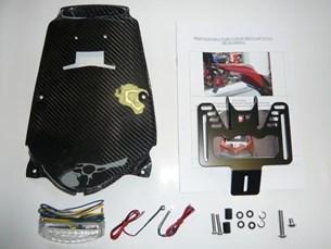 Bild von DP Moto GP-Style Heckumbau für CBR 1000 RR8 auch ABS Schweiz (Farbe auf Anfrage)
