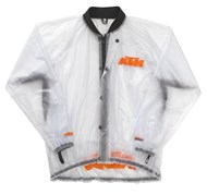 RAIN JACKET TRANSPARENT