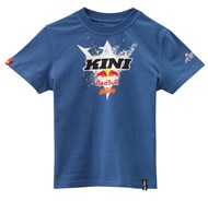 KINI-RB KIDS STOMP TEE NAVY