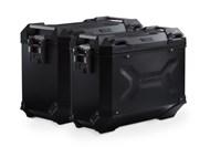 SW-MOTECH TRAX ADV Alukoffer-System. Schwarz. 45/37 l. BMW F750GS, F850GS/Adv (18-).