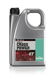 CROSS POWER 4T 5W/40