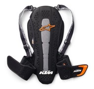 Nucleon KR-2 Back Protector