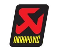Akrapovic-Aufkleber