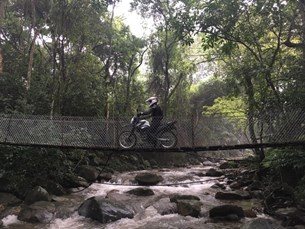 Bild von Kolumbien Karibik & Wüste Motorradreise inkl. FLUG