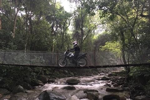 Kolumbien Karibik & Wüste Motorradreise