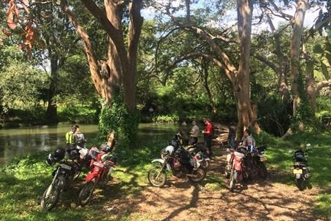 Sri Lanka Motorradabenteuer mit Dylan Wickrama