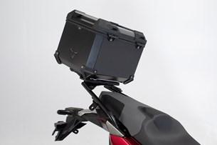 Bild von TRAX ADV Topcase-System. Silbern. Honda X-ADV (16-).