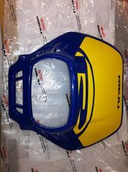 Scheinwerferverkleidung RR 2000 blau