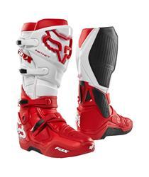 Fox Instinct MX Stiefel Rot