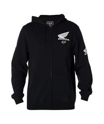 FOX HONDA ZIP FLEECE schwarz