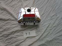 Heck Heckfach XV 750 Virago